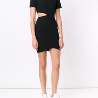 Elizabeth And James Side Cut-out Detail Dress - Tootsies - Farfetch.com
