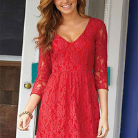 Shania Lace Dress