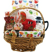 Jelly Belly® Premium Jelly Bean Gift Basket