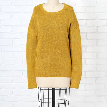 Honey Knit Sweater