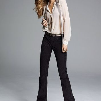 The VS Midi Bootcut Pant in Corduroy - Victoria's Secret