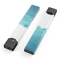 Skin Decal Kit for the Pax JUUL - Abstract WaterWaves