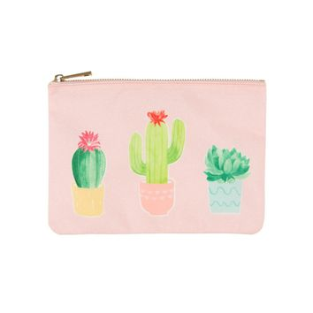 CACTUS POUCH Make-up bag