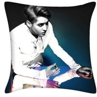 EXO Throw/Square Pillow EXO-M EXO-K New Album/Song Overdose Photo Bolste/Cushion