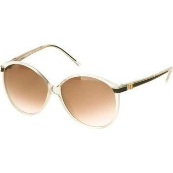 ONETOW balenciaga vintage butterfly frame sunglasses 4
