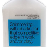 Body Lotion - Beach & Sky Blue Water - Bathing With Sharks