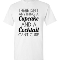 There Isn't Anything a Cupcake and a Cocktail Can't Cure
