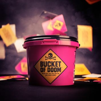 Bucket of Doom | FIREBOX