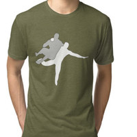 'The Boulder Dash' T-Shirt by Squared-Circle