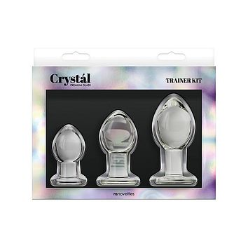 Crystal Glass Trainer Kit - Clear