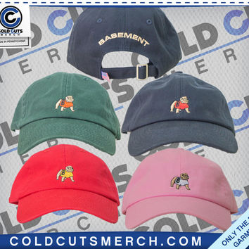 "Cold Cuts Merch - Basement ""Bulldog"" Hat"