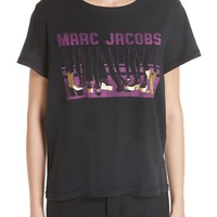 MARC JACOBS Shoe Graphic Tee | Nordstrom
