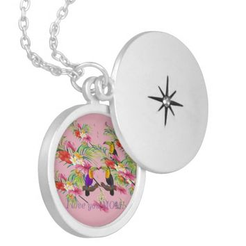 Gift for Mother Day Locket Necklace