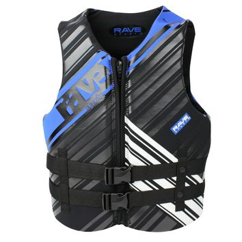 Rave Sports Men's Neoprene Life Vest Small