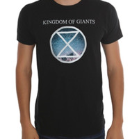 Kingdom Of Giants Galaxy T-Shirt