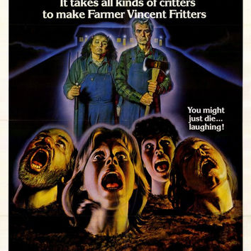 Motel Hell 27x40 Movie Poster (1980)