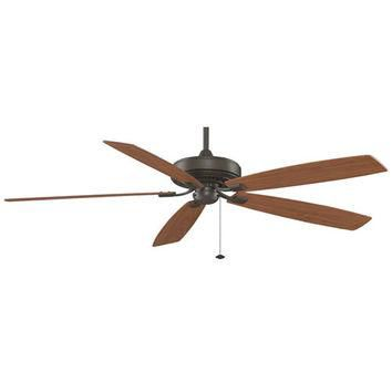 Fanimation TF721OB Edgewood Supreme Oil-Rubbed Bronze 72 Inch Blade Span Ceiling Fan w