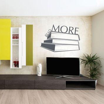 Read More Wall Decal