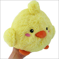 Limited Mini Squishable Baby Chick: An Adorable Fuzzy Plush to Snurfle and Squeeze!
