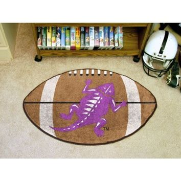 Texas Christian Horned Frogs Ncaa Football Floor Mat 22x35