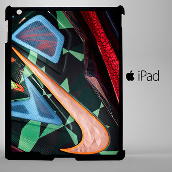 Nike Marks Lebron James MVP Tittle with Lebron Shoes iPad 2, iPad 3, iPad 4, iPad Mini and iPad Air Cases - iPad