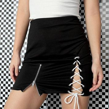 MDIGMS9 Zippers Skirt Hot Sale Scales [212029407258]