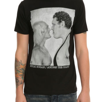 WWE Hulk Hogan Vs. Andre The Giant T-Shirt