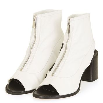 NAPPA Zip Front Sandals - New In This Week - New In