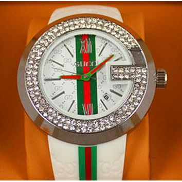 GUCCI Diamond, noble, hot sale  watch L-PS-XSDZBSH Silver