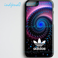 Cool Adidas Galaxy Nebula For All iPhone Custom Print On Hard Plastic Case