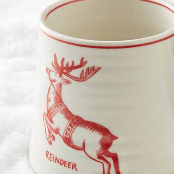 Holiday Icon Mug