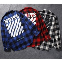 Winter Couple Hip-hop Shirt [2076771352630]