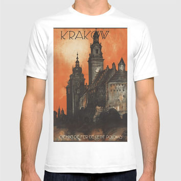 KRAKOW T-shirt by Kathead Tarot/David Rivera