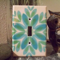 Vintage Style Light Switch Cover