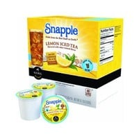 Snapple Lemon Iced Tea K-Cup Packs, 16 Count