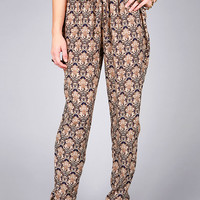 Baroque Trip Trousers | Printed Pants at Pink Ice