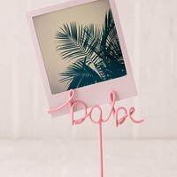 Babe Photo Clip | Urban Outfitters