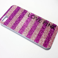 Love Pink iPhone 4/4S Case
