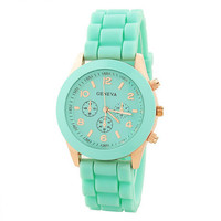 Candy Colored Sports Watch for Summer
