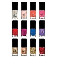 Holiday 12 Piece Nail Polish Cube