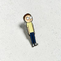 Morty Pin | Urban Outfitters