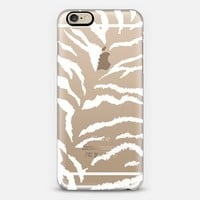 White Tiger iPhone 6 case by Bekah | Casetify