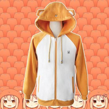 Himouto! Umaru-chan Hoodies Anime Umaru chan Doma Umaru Hoodies re-make Jacket Harajuku Sweatshirts
