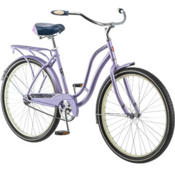 "Walmart: 26"" Schwinn Huntington Women's Cruiser Bike, Lavender"