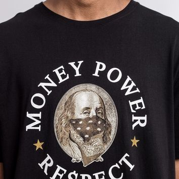C&S WL MONEY POWER RESPECT TEE