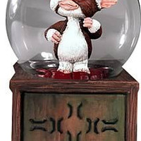 Gremlins Gizmo Snow Globe by NECA (Pre-owned)