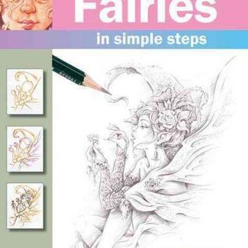 How to Draw Fairies: In Simple Steps (How to Draw)