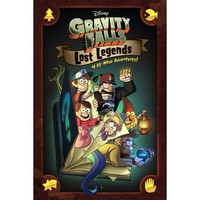 Gravity Falls: Lost Legends : 4 All-New Adventures! - Walmart.com
