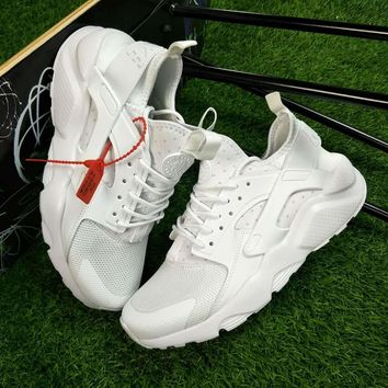"Nike Air Huarache4.0 ""all white"""