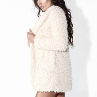 Juno Poly Fur Jacket